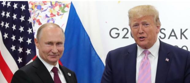 """""""Я йому подобався, він мені подобався"""": Трамп заявив, що прекрасно ладнав з Путіним, на відміну від Байдена"""