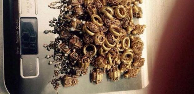 Чорні археологи розкопали могилу скіфської цариці на Полтавщині: З'явилися фото скарбів, які втратила Україна