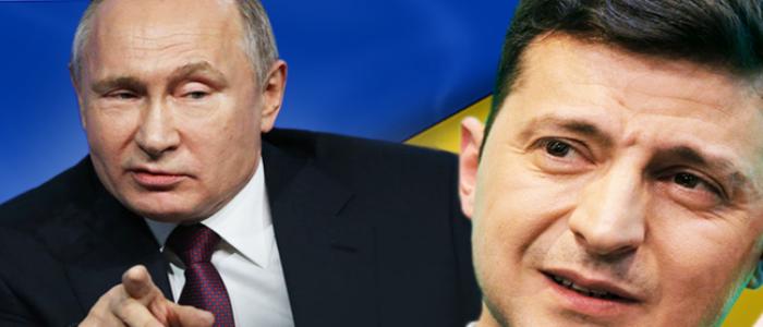"""""""Стадіон так стадіон""""? Навіщо Зеленський кликав Путіна на Донбас і чого домігся"""