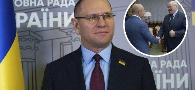 Український нардеп зізнався в любові до Лукашенка в прямому ефірі (відео)