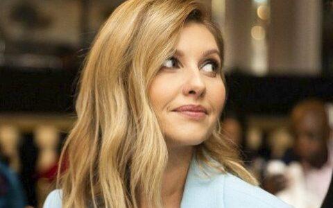 Дружина Зеленського розказала про своє ставлення до Марини Порошенко