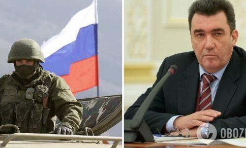Данилов розповів, як шкодять країні українські олігархи