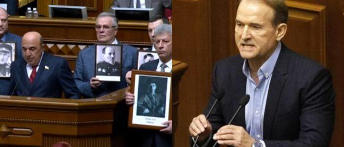 Родиний секрет! Медведчук в ауті: син ворога народу: завербований КДБ – його викрили – ОПЗЖ трясе!