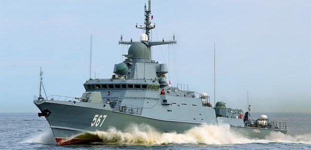 Скористалися досвідом українських фахівців в окупації: У Керчі добудували два ракетні корвети для Чорноморського флоту ВМС РФ