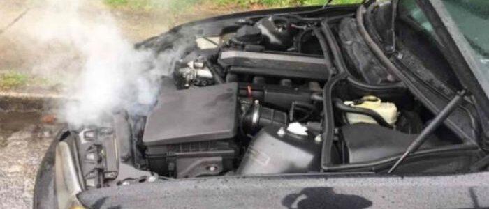 Що робити, якщо перегрівся мотор в автомобілі