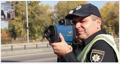 Суд поставив крапку! Закон не дозволяє працівнику поліції вимірювати швидкість руху приладом TruCAM з рук
