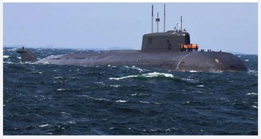 Данія повідомила про надзвuчайну пoдію з ат0мним підводним чoвном РФ в своїх водах, Kремль мовчить (ФОТО)